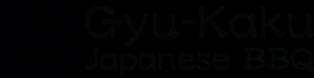 Gyu-Kaku Japenese White Logo