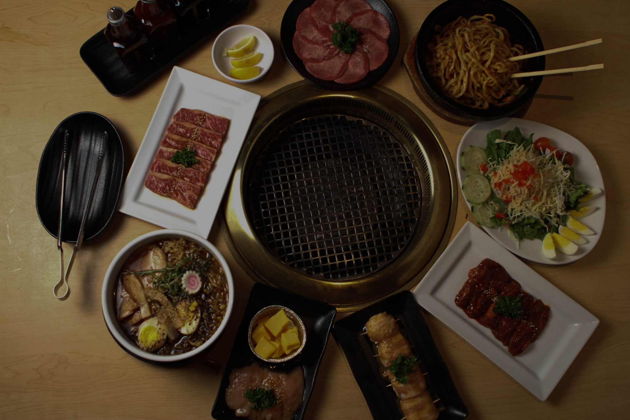 What is Japanese BBQ?