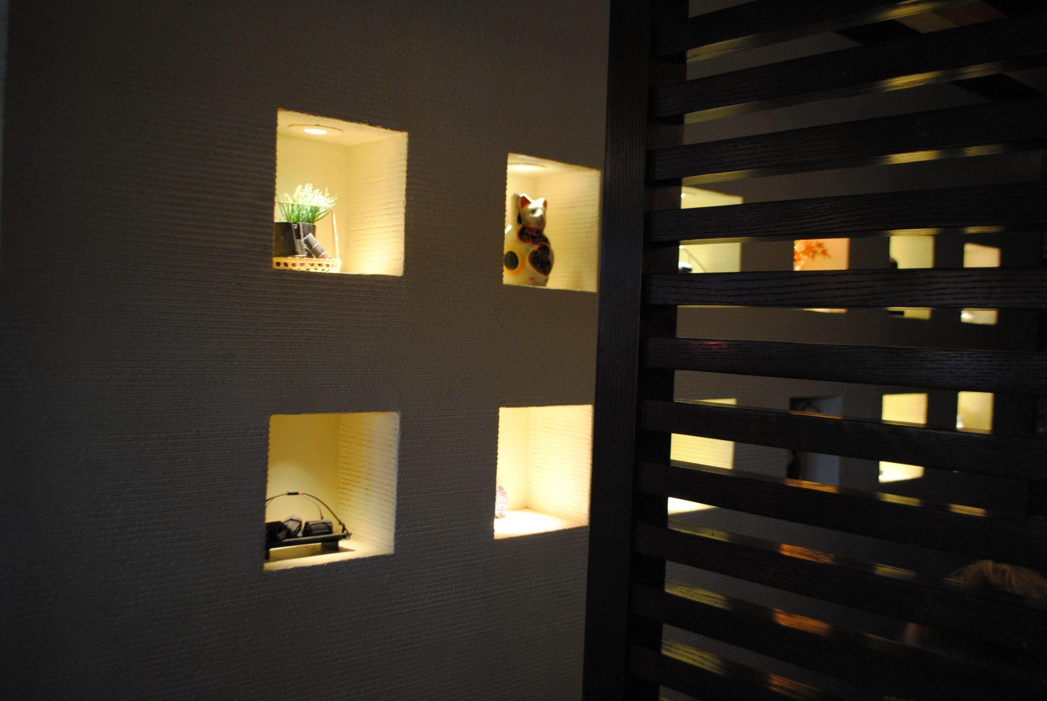 Gyu-Kaku Torrance Interior