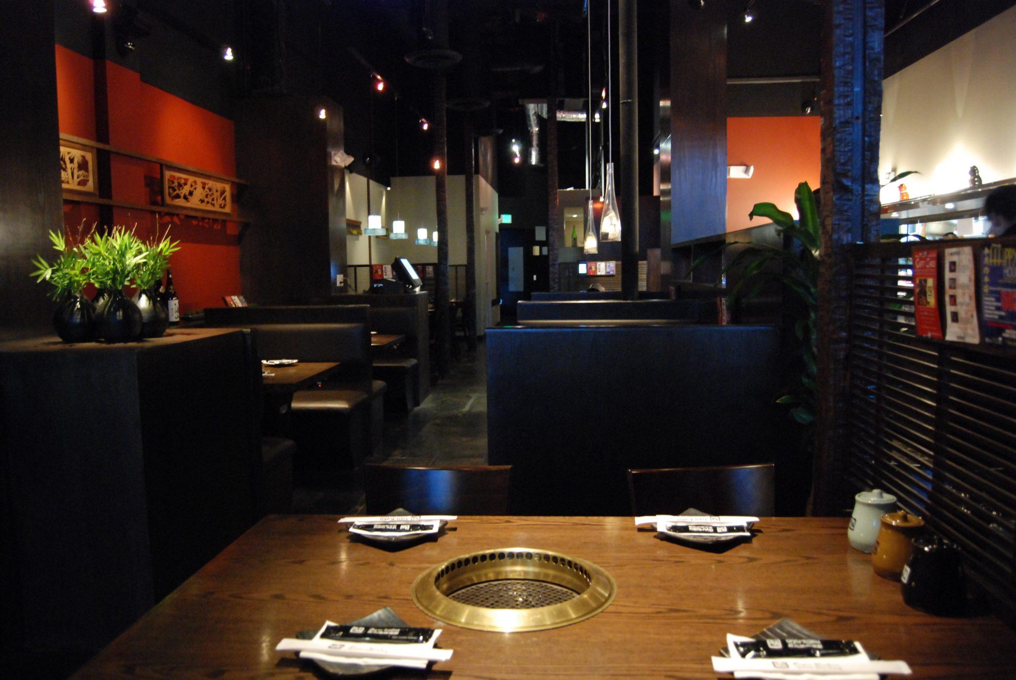 Huntington Beach Open Table