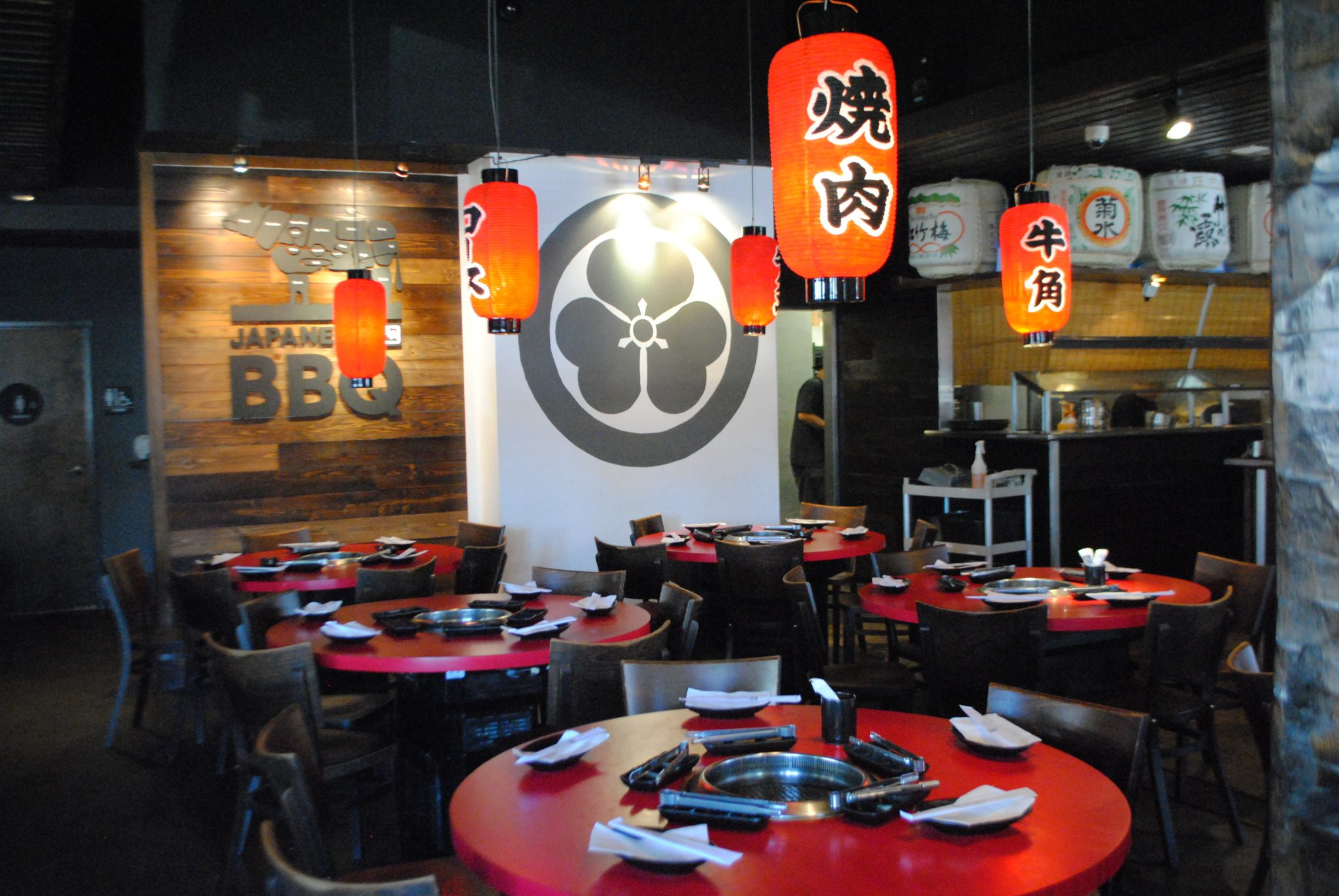 Gyu-Kaku Sherman Oaks Interior