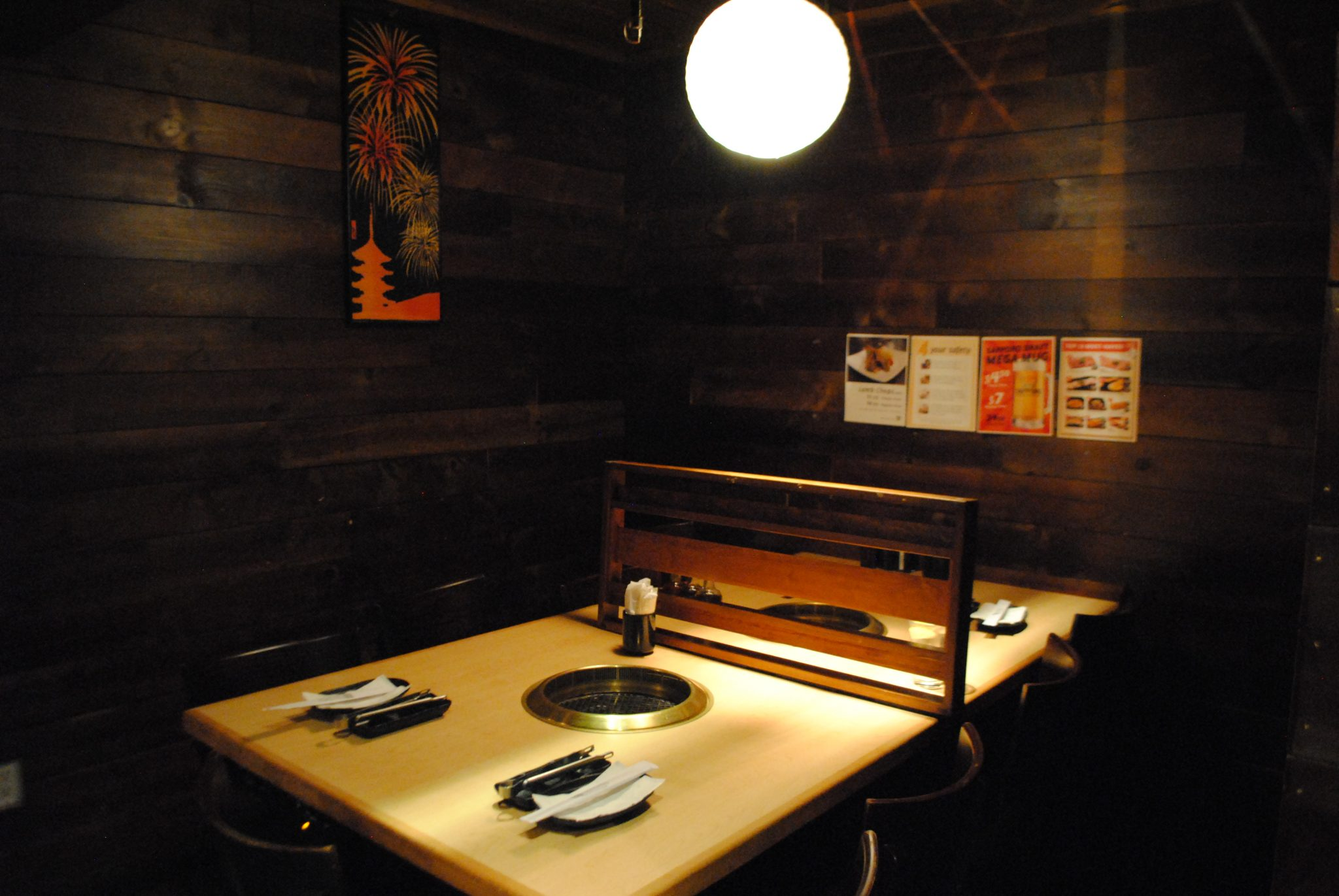 Gyu-Kaku West LA Interior
