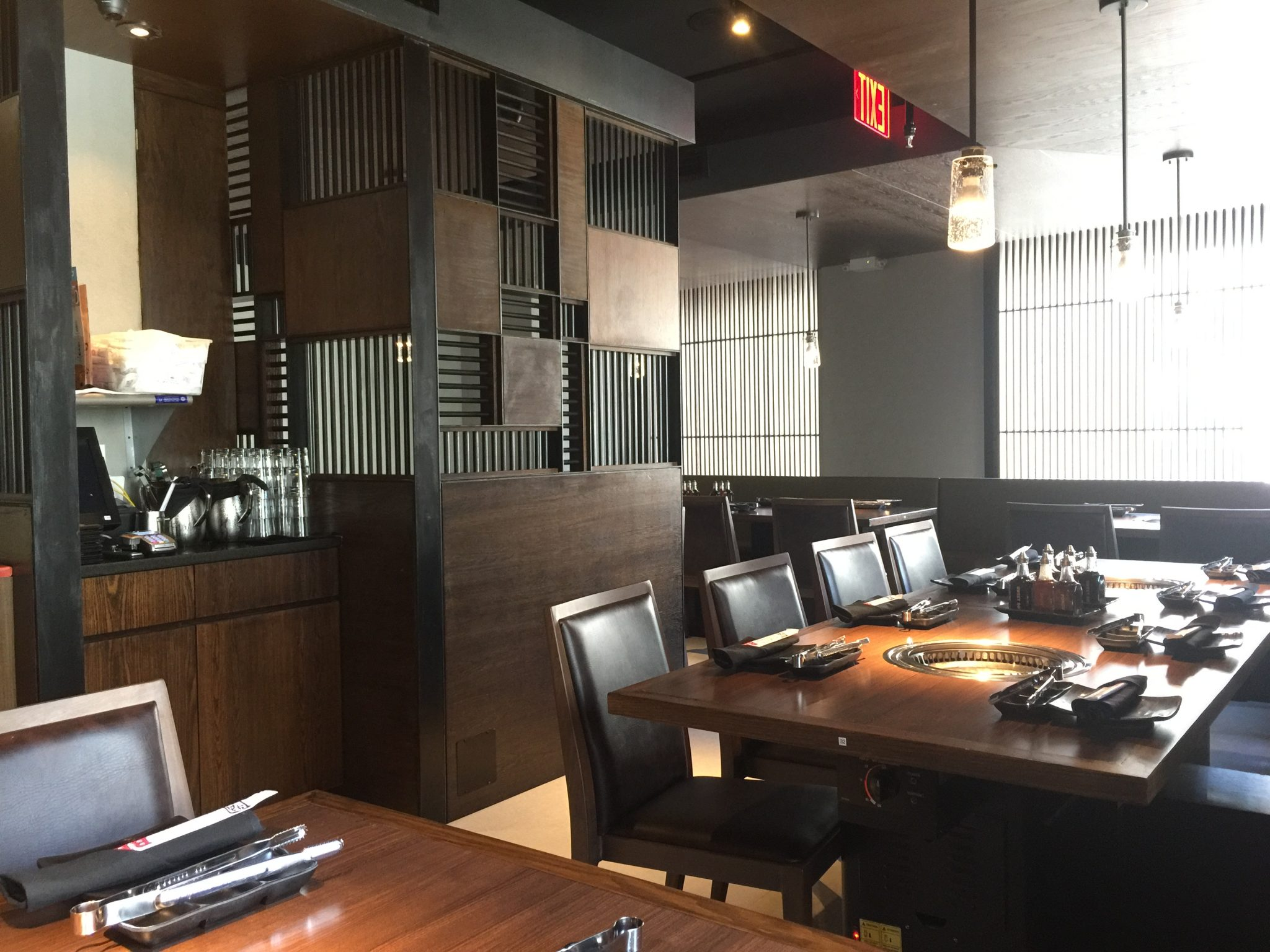 Gyu-Kaku Flushing Interior