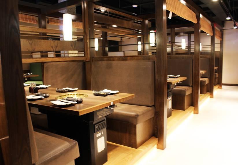 Gyu-Kaku Pinecrest Interior