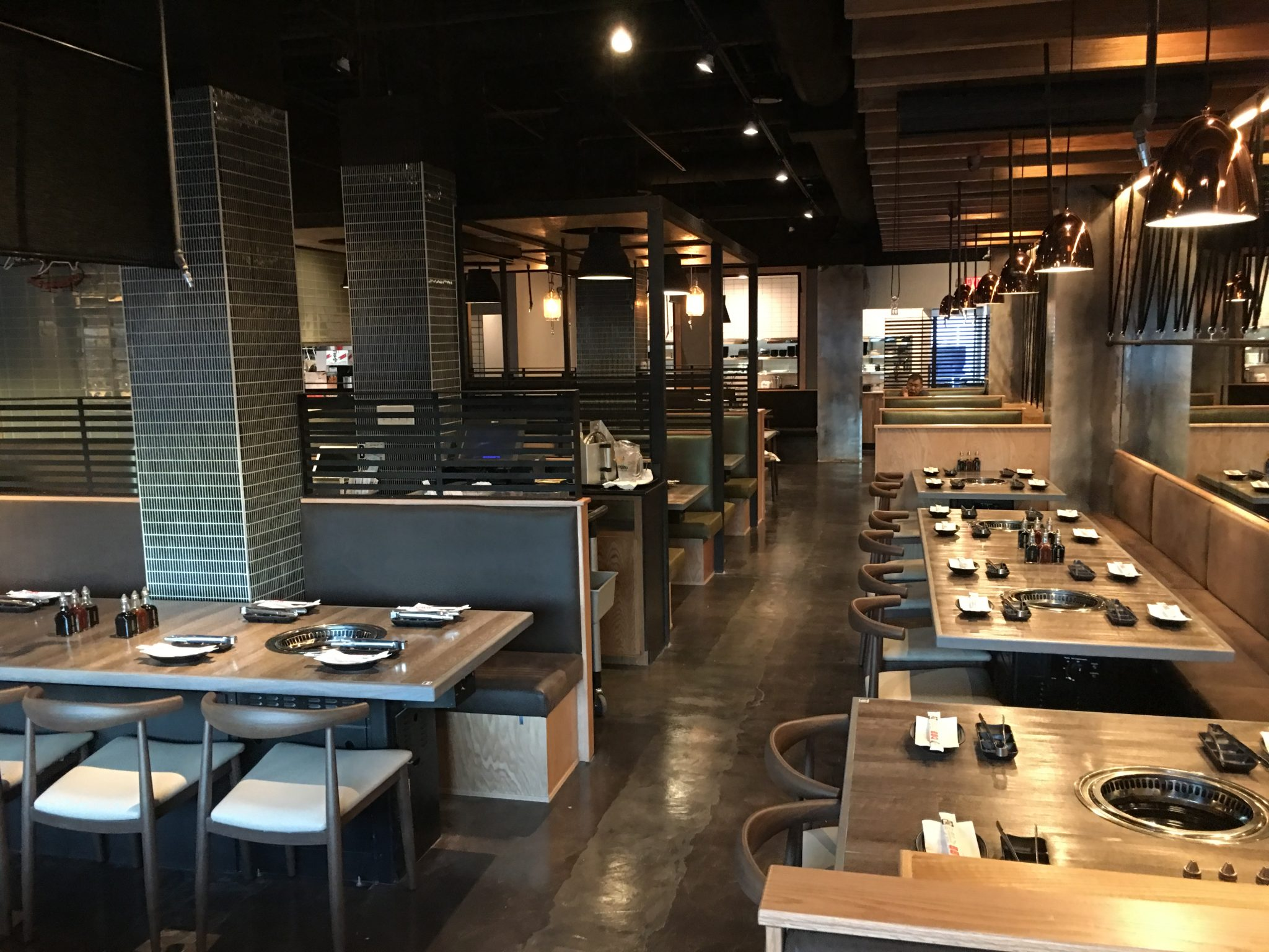 Gyu-Kaku Dallas Interior