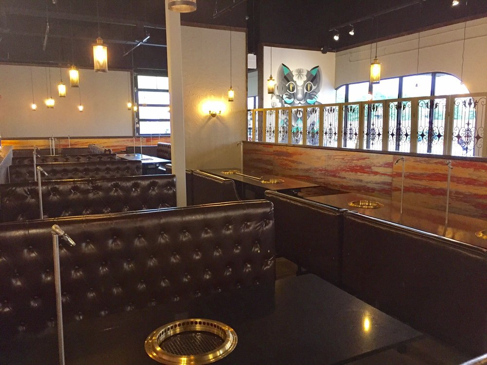 Gyu-Kaku Richmond Interior