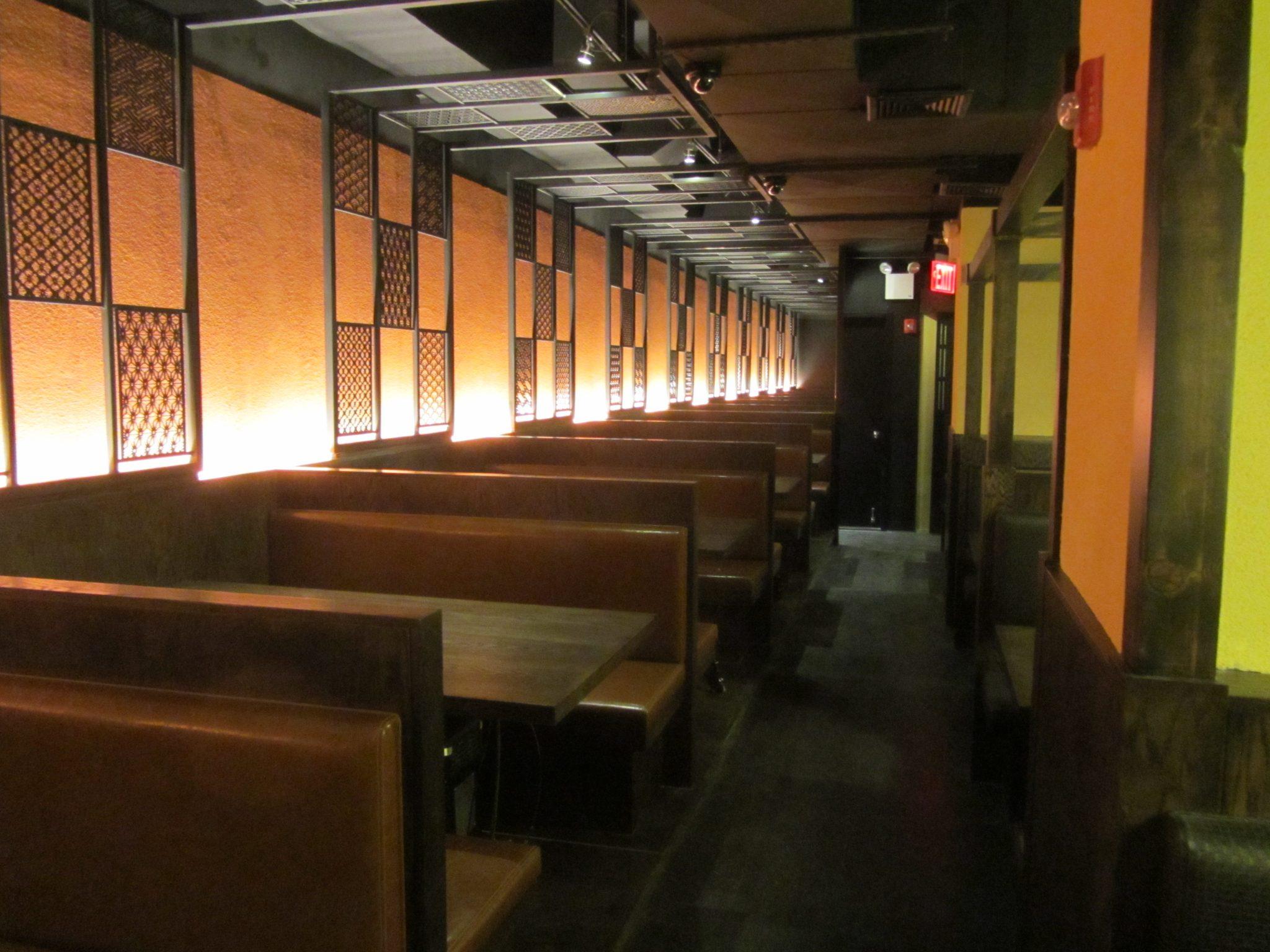 Gyu-Kaku Times Square Interior