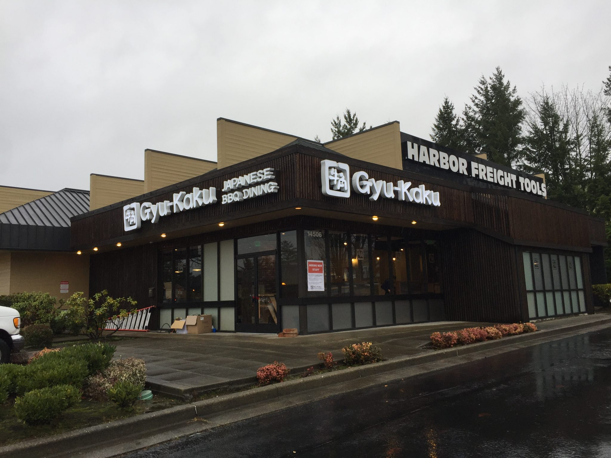Gyu-Kaku Bellevue Exterior