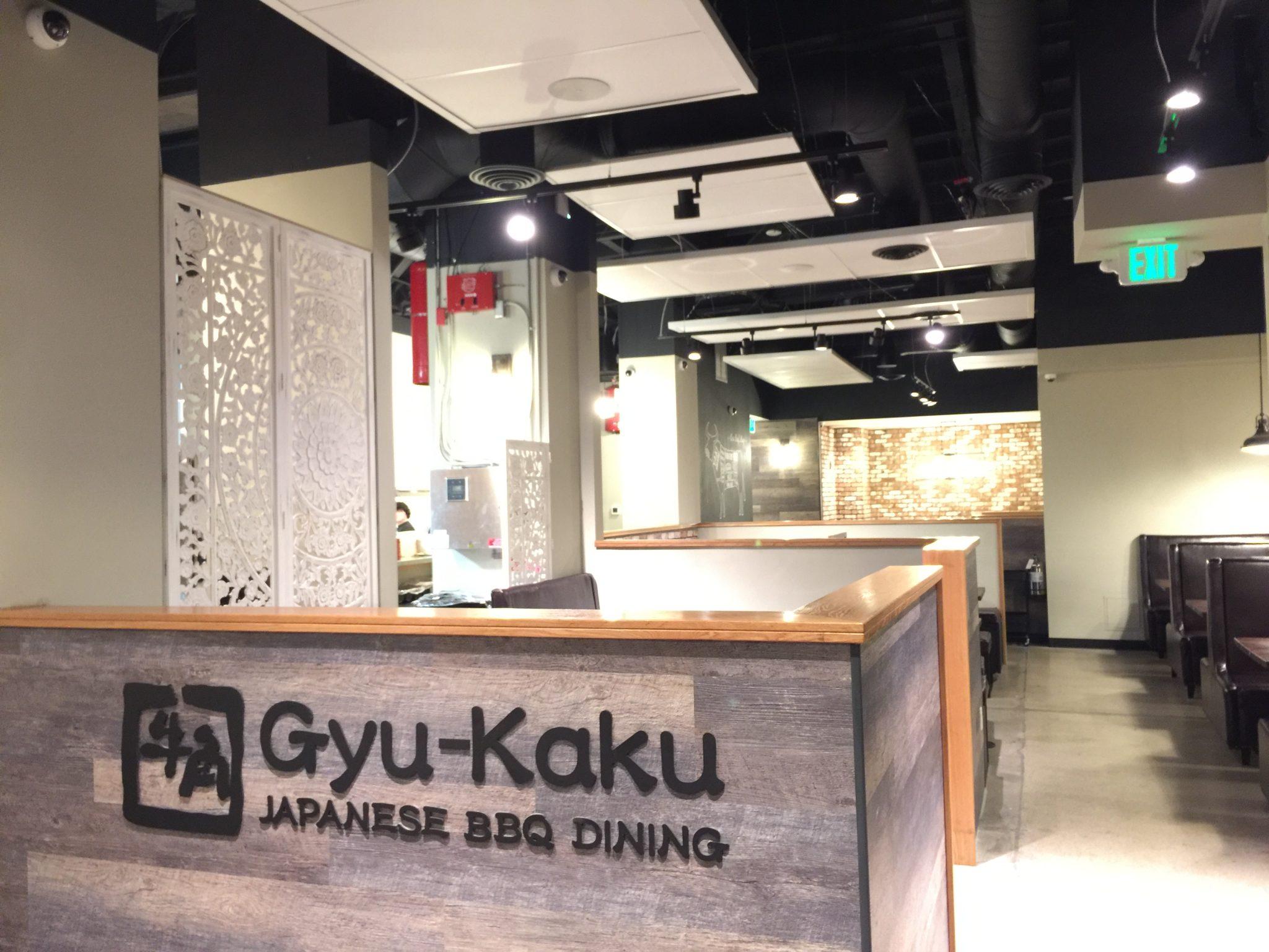 Gyu-Kaku Bellevue Interior
