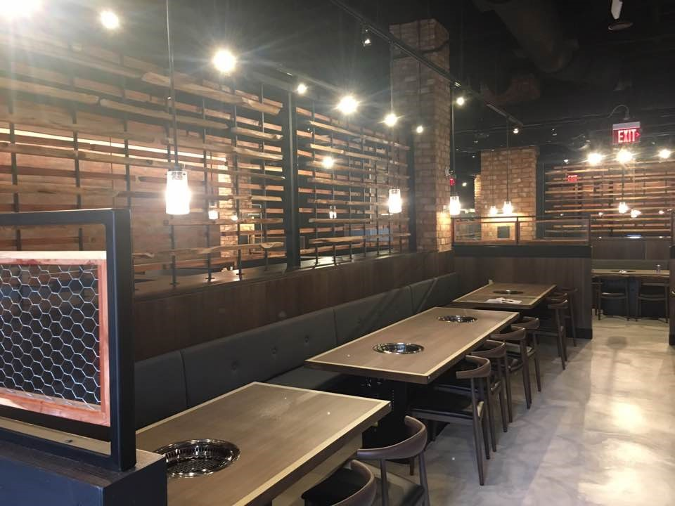 Gyu-Kaku Atlanta Interior