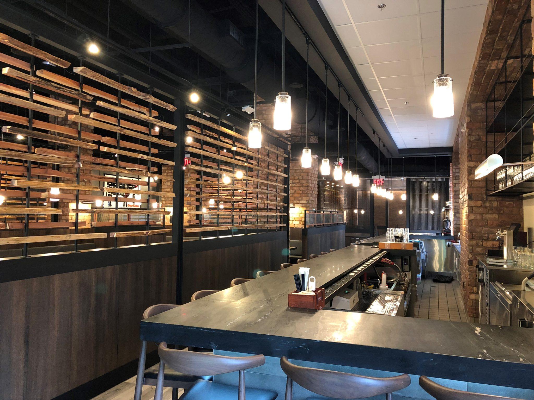Gyu-Kaku Atlanta Interior